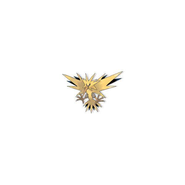"""""""Zapdos"""" pokédex • Pokémon Database ❤ liked on Polyvore featuring pokemon"""