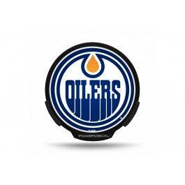 Edmonton Oilers Car/Vehicle Power Decal