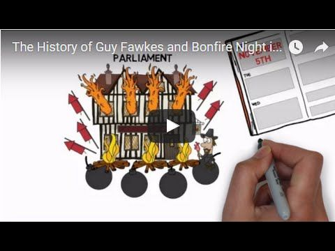 The History of Guy Fawkes and Bonfire Night in England on November 5th – Five minded