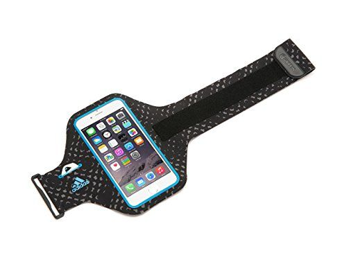 Griffin Black/Blue Adidas Armband Case for iPhone 6 Plus  http://topcellulardeals.com/product/griffin-blackblue-adidas-armband-case-for-iphone-6-plus/  Ultra-lightweight nylon band adjusts to fit arms up to 17″ (43 cm) Band wicks moisture away for comfort Pocket with touch-through screen protector for iPhone