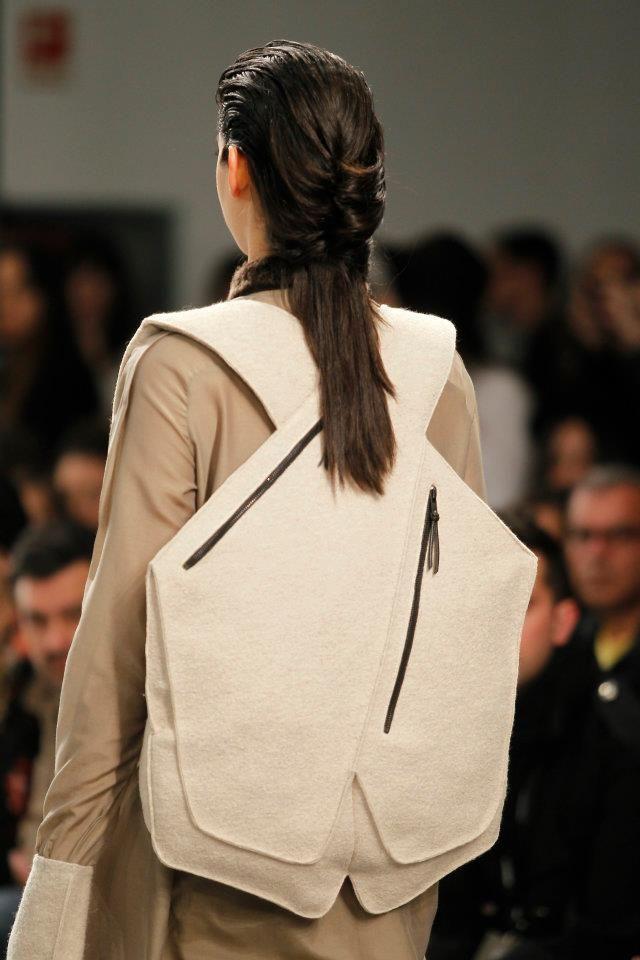 "Portugal Fashion . Fall Winter 2012/2013Bloom - Concurso de Design""element"" by Carla Pontes  model:Inês Correia [Central Models]  photo:MODATEX - Página Oficial"
