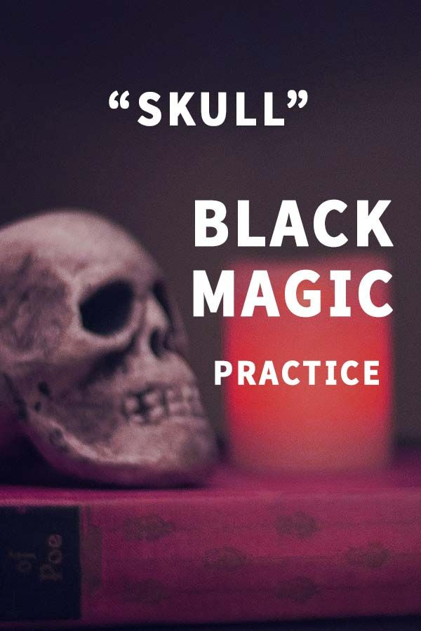 Is black magic real? Here's a creepy story of magic skull practice