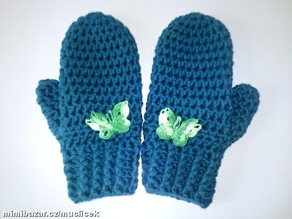 Jsou to moje první rukavičky, ale věřím, že ne poslední:-)<br>Možná jsem to sepsala dost složitě, tě...