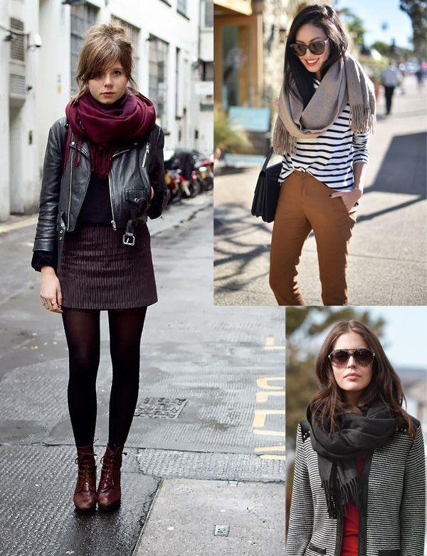 Eles são quentinhos, coloridos e uma ótima pedida para quem mora em lugares frios(ou nem tão frios). Se você adora um lenço ou um cachecol, confira algumas dicas para aproveitar …