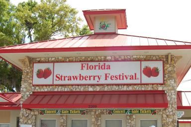 Florida Strawberry Festival - barrison/Flickr