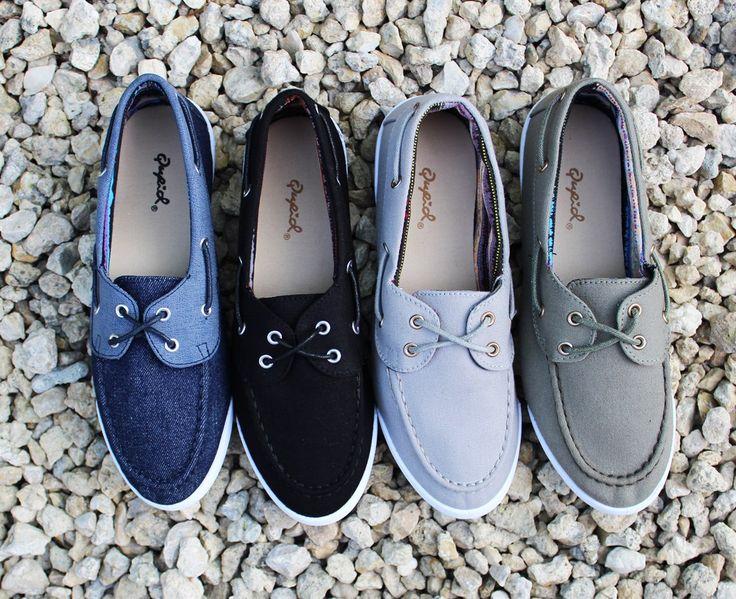 Cute Ladies Boat Shoes