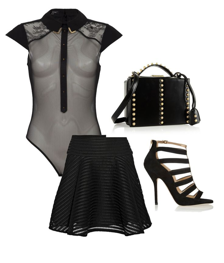 Veronika Bodysuit by Tatu Couture - Bella Bella Boutique