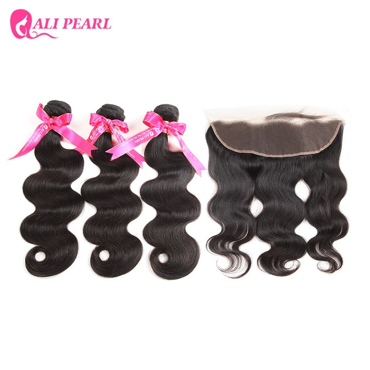 Find More 3 Bundles With Closure Information about AliPearl Hair 100% Human Hair Bundles With Frontal 3 Bundles Brazilian Body Wave Hair Weave Natural Black NonRemy Hair Extension,High Quality bundles with frontal,China bundles brazilian body wave Suppliers, Cheap bundles frontal from Ali Pearl Official Store on Aliexpress.com