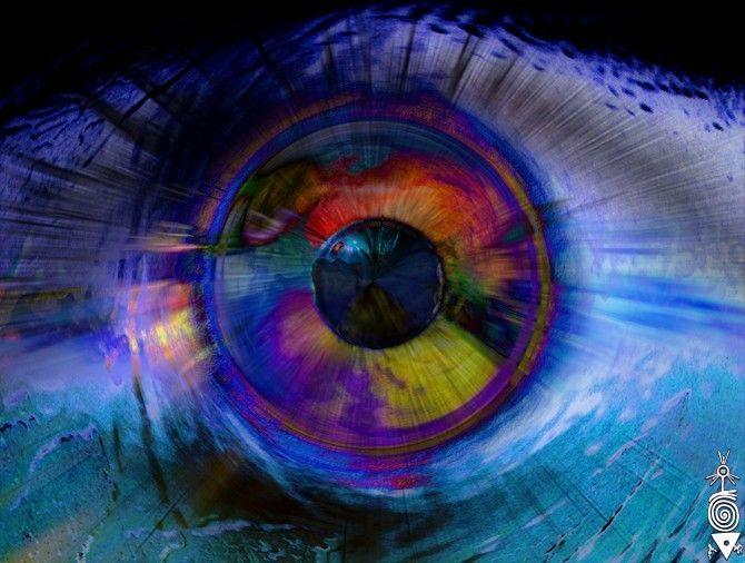 Pupille de l'évasion - Lyriann Toulgoat