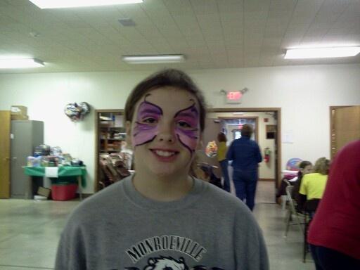 Im a butterfly