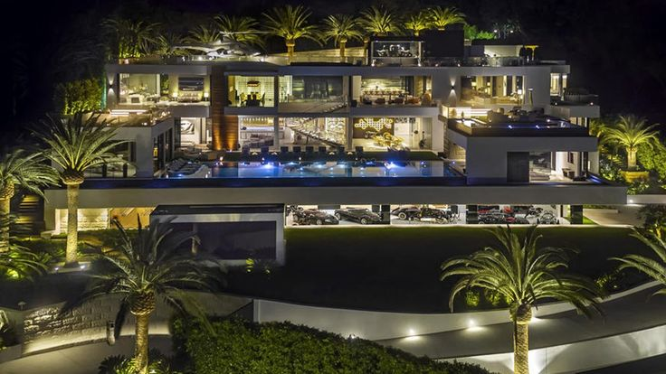 Explore the $250 million Bel-Air mansion that is the most expensive home ever listed and soon to be sold in America.