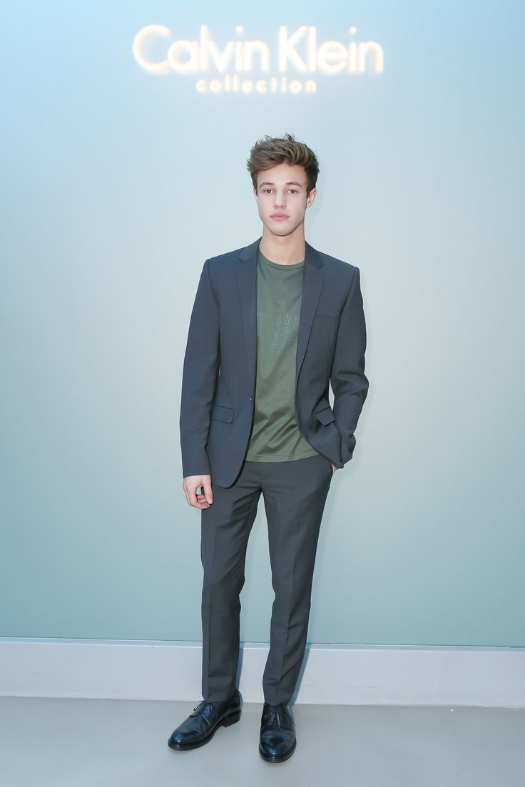 16 best Cameron Dallas in Calvin Klein clothes images on Pinterest ...
