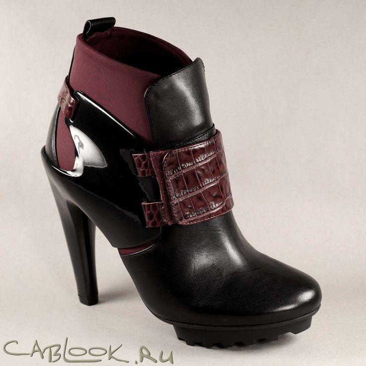 Ботинки женские UNITED NUDE 1004452661634 купить в магазине дизайнерской обуви CabLOOK.ru