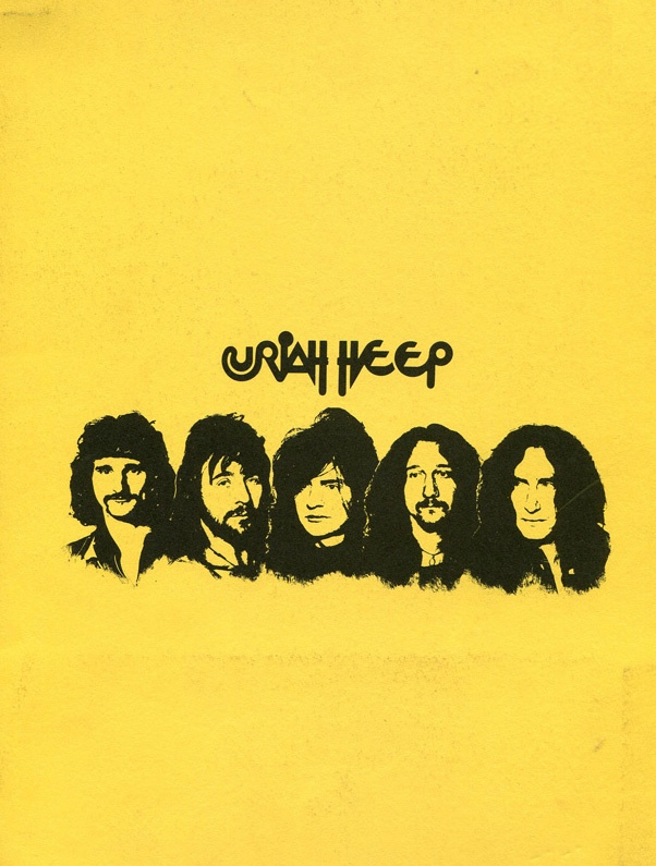 """July Morning"" is a song by Uriah Heep. It is the third track of their 1971 album Look at Yourself.  The song was written by the band's keyboardist Ken Hensley and original lead singer, David Byron."