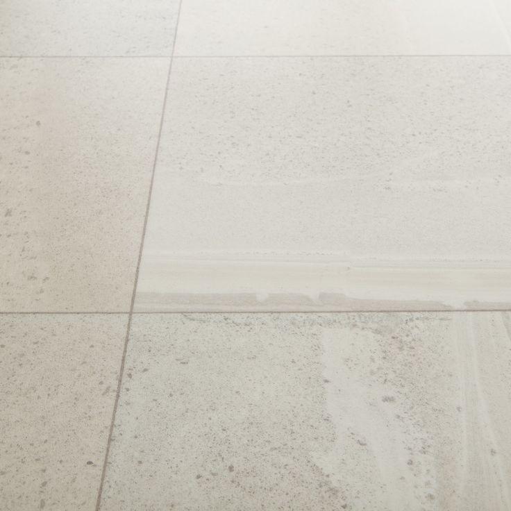 Rhino champion lakeland chalk tile effect vinyl flooring for Tile effect vinyl flooring for kitchens