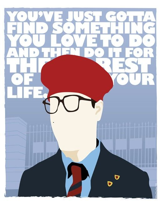 Rushmore Poster.