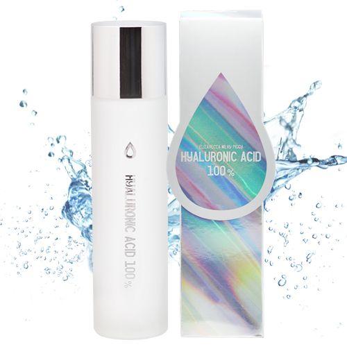 [엘리자베카 [Elizavecca]] <b>Elizavecca hyaluronic acid 100% serum</b><br>Hyaluronic acid a perfect water storage<br>Essence of a clean 100 % of glory