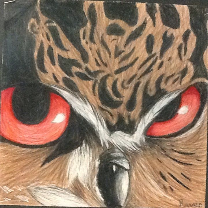 less talk more art a middle school art ed blog 7th grade owl