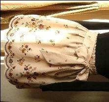 ウエストゴムなのにかわいく出来る、かんたんスカートの作り方