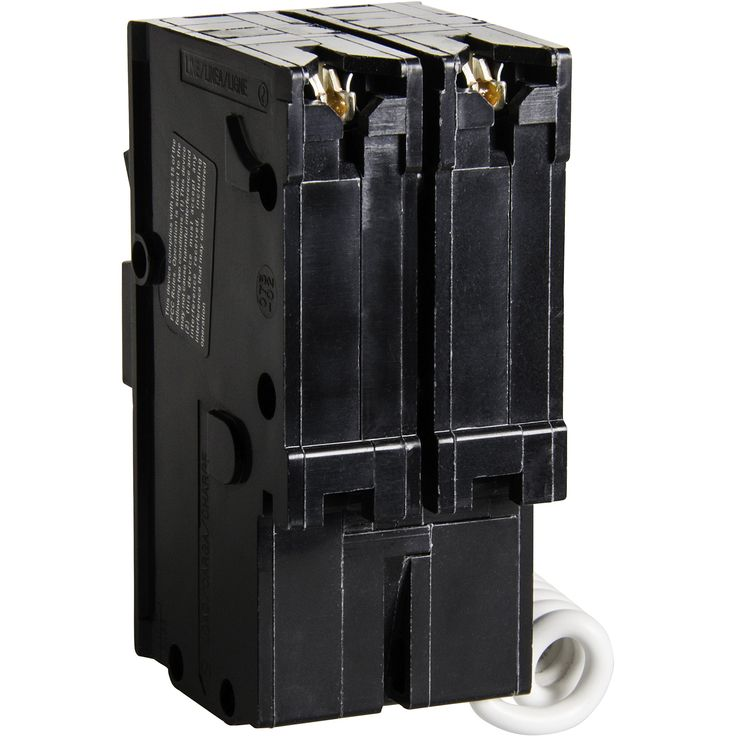 Square D By Schneider Electric Hom220gfic Homeline 20 Amp Twopole