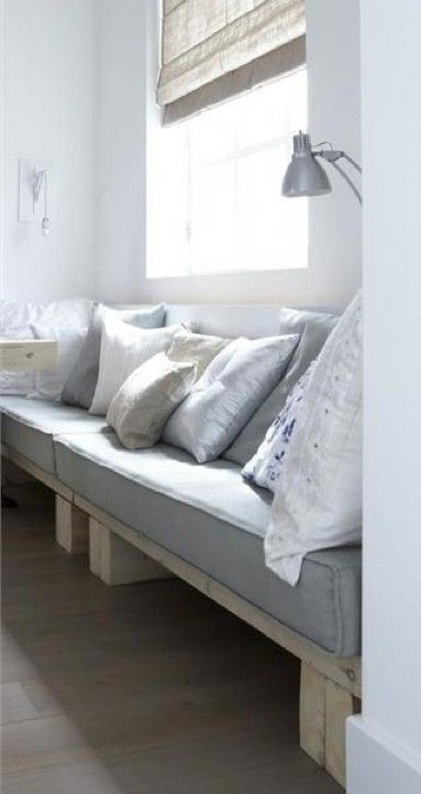 two day beds..  Push them side by side when you need a double guest bed