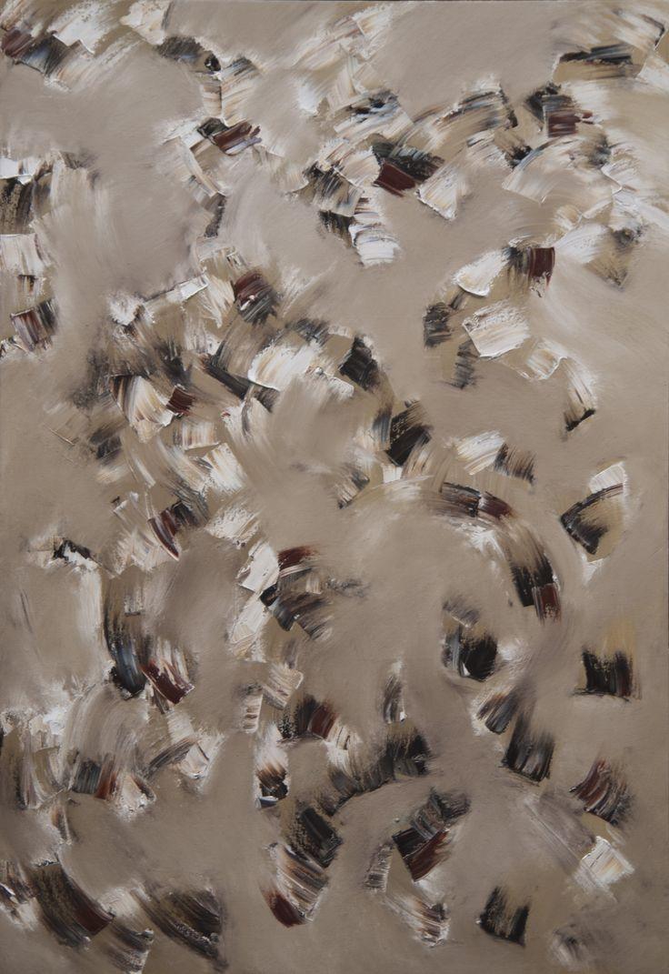 no.24 조각바람 oil on canvas 146.5 x 101.0 2014