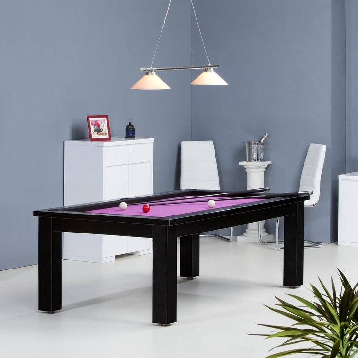 les 25 meilleures id es de la cat gorie tables de billard. Black Bedroom Furniture Sets. Home Design Ideas