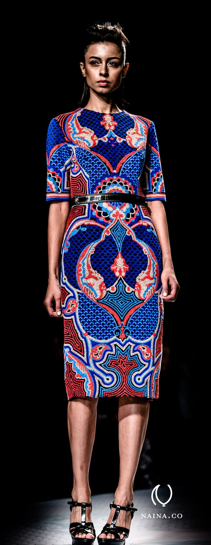 My absolute FAVORITE! Pankaj & Nidhi's The Grammar Of Ornament at the Wills Lifestyle India Fashion Week Spring / Summer 2014 ( http://www.naina.co/photography/2013/10/pankaj-nidhi-wifwss14/ )