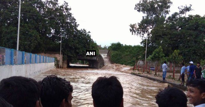 Patna: In a shocking turn of events, the 389.31 crore worth Gateshwar Panth Canal Project ,which was all set to be inaugurated by Bihar Chief Minister Nitish Kumar, suffered a major blow as a part of the dam collapsed just 24 hours before the inaugural ceremony. Stirring the administrative head,...