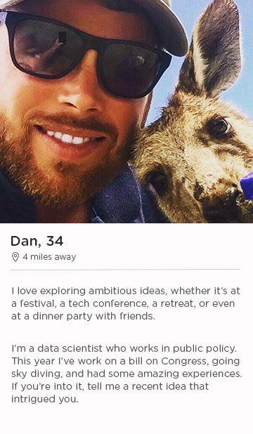 Dating profile mstch 50 single male