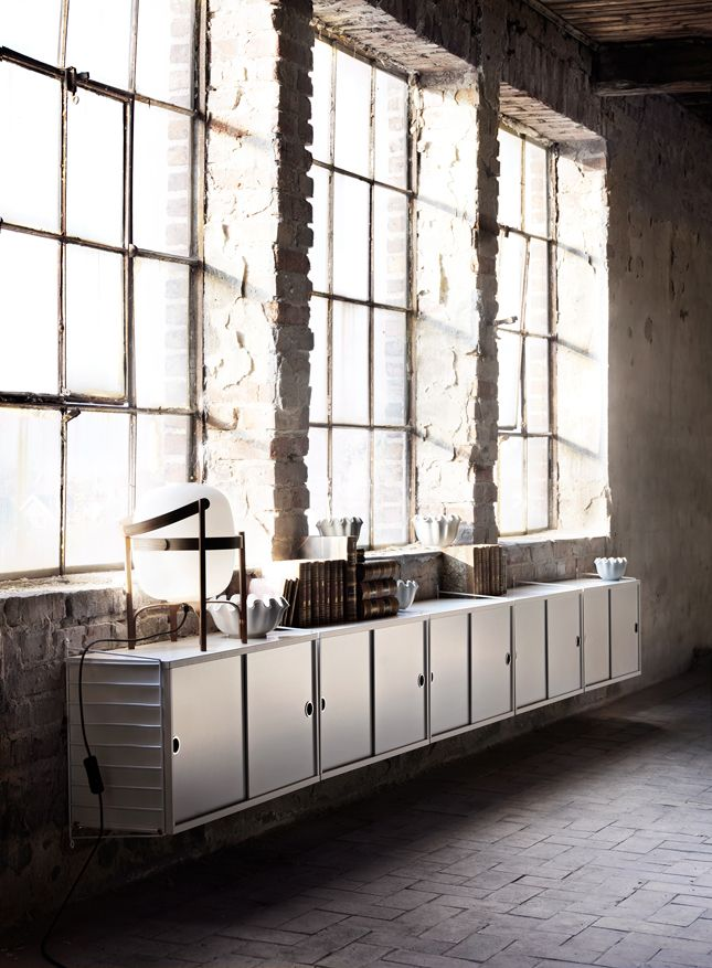 Furniture Love: String Shelf System
