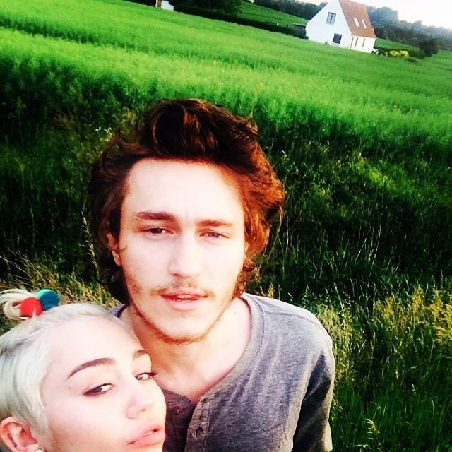 Miley at Dragsholm Castle