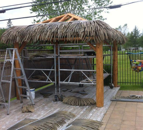 Ultimate Tiki Inc Tiki Bar Tiki Hut Palmex Thatch Canada