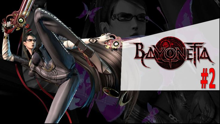 Bayonetta Eps #2 Let the show begins| XBOX 360|Old Fashion Gamer|Gamepla...