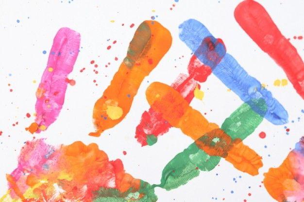 salpicaduras, la pintura abstracta, pintura