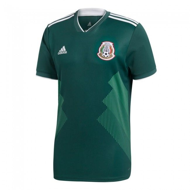 fdf809b2428c5 Camiseta de México 2018-2019 Local