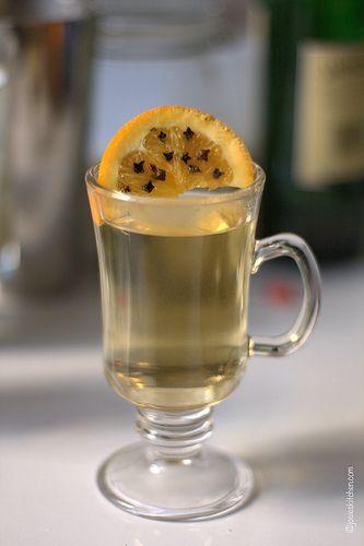 hot toddy! my favorite winter drink!