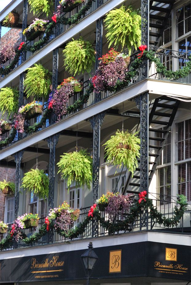 Beinveille House, French Quarter hotel