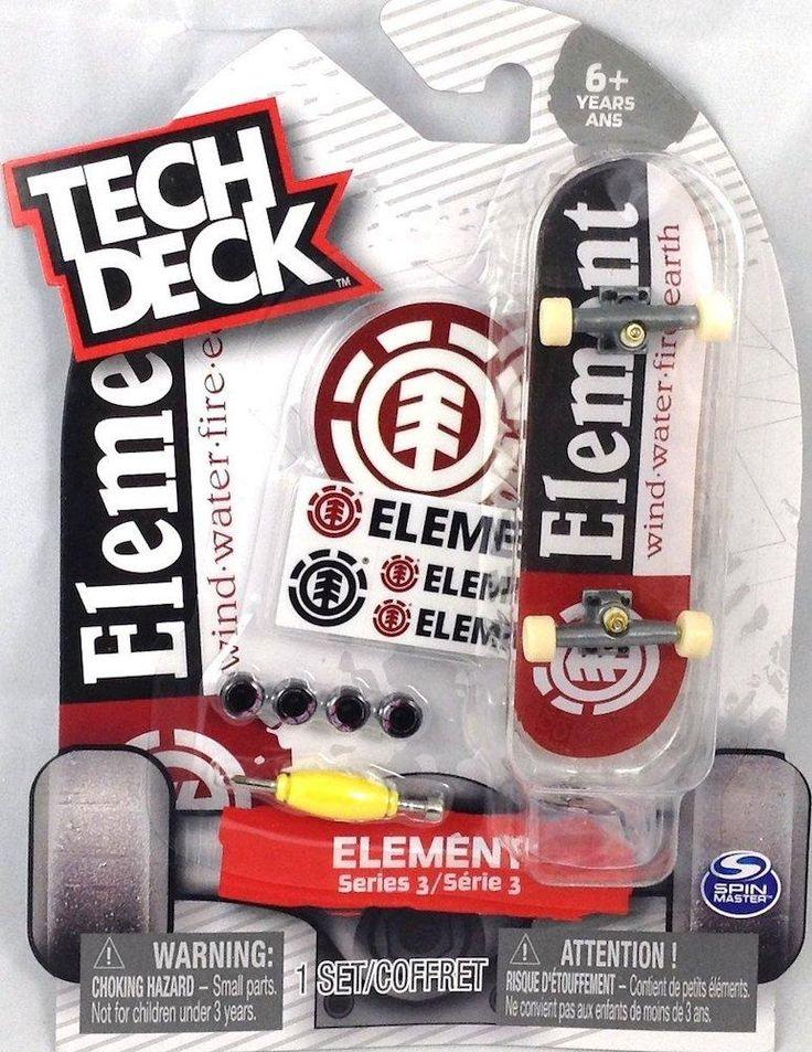how to build a tech deck skateboard