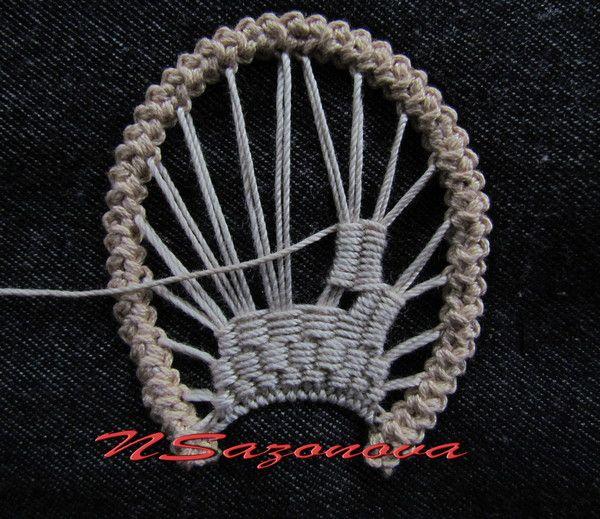 Romanian lace_lesson1                                                                                                                                                     More