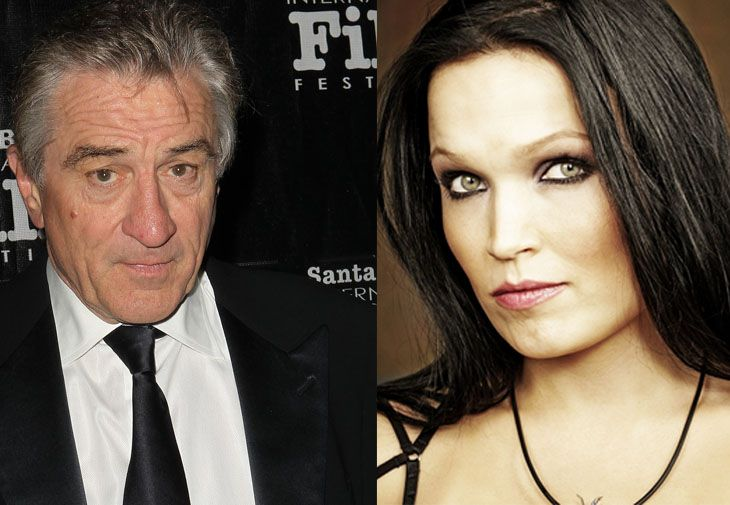 La multi ani Robert De Niro si Tarja Turunen!
