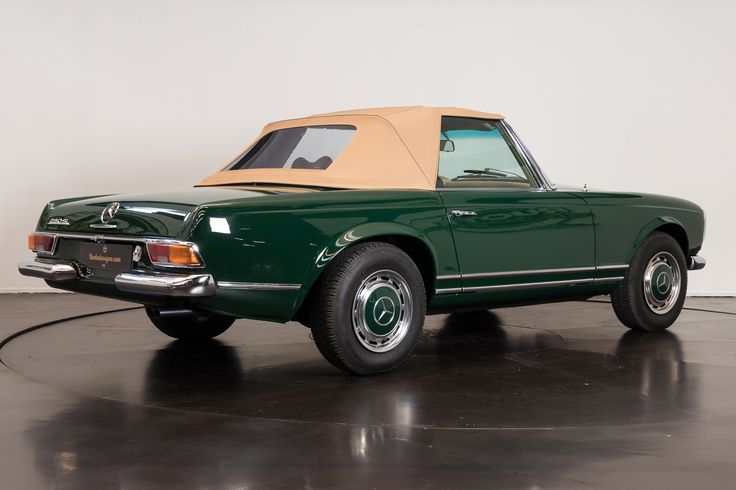 1970 Mercedes-Benz SL Pagode - SL 280 | Classic Driver Market