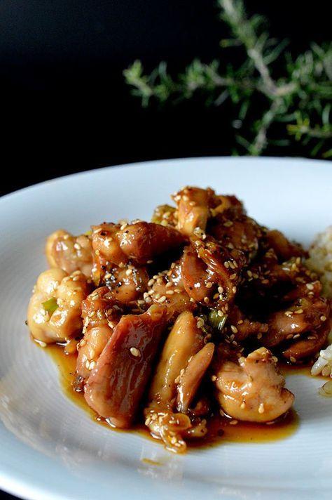 Este pollo yakitori es super rapido y facil de hacer ademas de estar delicioso!