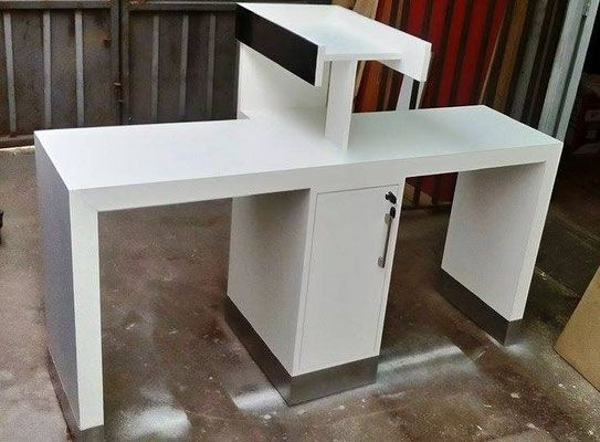 Muebles salon de belleza precios mr muebles modulares for Muebles modulares para oficina