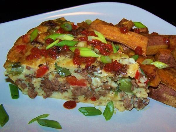 Gluten Free - Impossible Pepper Steak Pie Recipe Video