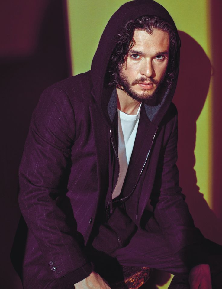 Kit Harington Is Glad Jon Snow Isn't Dead, Too