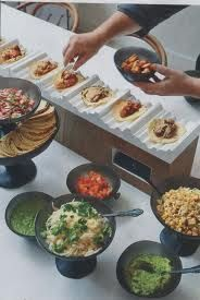 taco bar - Google Search
