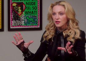 Madonna Rebel Heart Video  http://www.universal-music.de/madonna/videos/detail/video:362548/rebel-heart-interview