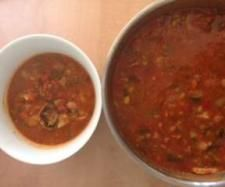 Recipe Spicy bean and vegetable soup by shell76 - Recipe of category Soups