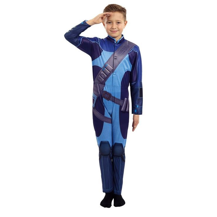 Thunderbirds International Rescue Uniform Costume - Scott Tracy | Buy Toys Online | Thunderbirds Toys